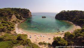 Παραλία Αλονάκι - Πρέβεζα