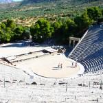 Αρχαίο Θέατρο Επιδαύρου, Αργολίδα