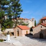 Μοναστήρι Αγίας Λάυρας Καλάβρυτα