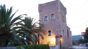 Παραδοσιακή Πυργοκατοικία, Μαυροβούνι, Λακωνία
