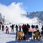 Αθλητικό Χιονοδρομικό Κέντρο Ζήρειας, Κορινθία