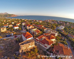 Agios Nikolaos Messinia: The picturesque fishing village with beautiful beaches