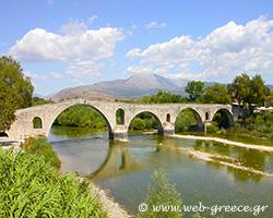 Άρτα: Το θρυλικό Γεφύρι και οι βυζαντινές εκκλησίες