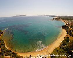 Φοινικούντα: Μοναδικές παραλίες με κρυστάλλινα νερά