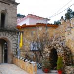 Ιερά Μονή Αγίου Βλασίου, Τρίκαλα Κορινθίας