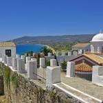 Ιερά Μονή Τιμίου Προδρόμου Κορώνη, Μεσσηνία