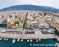 Kalamata: The beautiful and modern city of Messinia