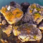 Παραλία Καλόγριας, Στούπα