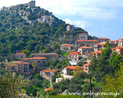 Καρύταινα: Το «Τολέδο της Ελλάδας»