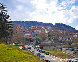 Metsovo: The main village of Pindos