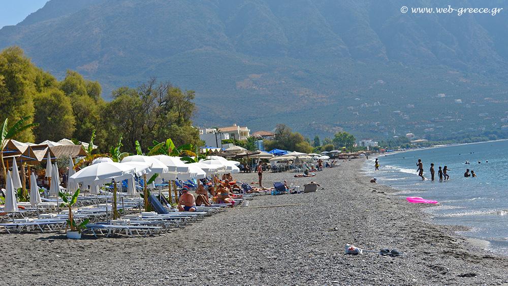 Αποτέλεσμα εικόνας για στις παραλίες της Καλαμάτας