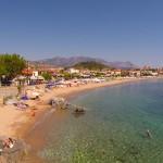 Παραλία Στούπας, Μεσσηνία