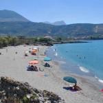 Πλατιά Άμμος Άγιος Νικόλαος, Μάνη, Μεσσηνία