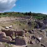 Ρωμαϊκό Ωδείο, Πρέβεζα