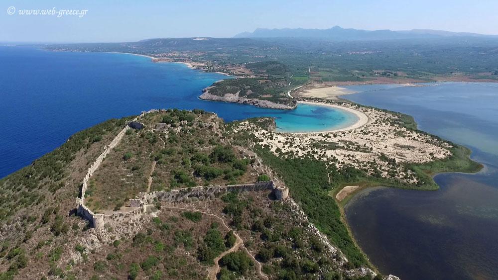 Πύλος: Το μεγαλύτερο φυσικό λιμάνι της Πελοποννήσου
