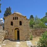 Βυζαντινή Εκκλησία Κορώνη, Μεσσηνία