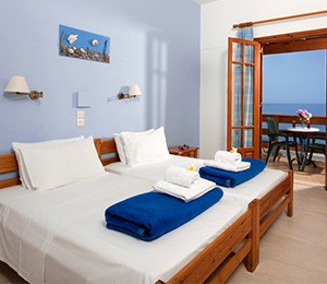 Flisvos Rooms – Plakias, Rethymnon – August offer 2020!