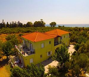 Αρχοντικό του Κάμπου Μαυροβούνι – Προσφορά Καλοκαίρι 2017!