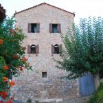 Παραδοσιακή Πυργοκατοικία Μαυροβούνι