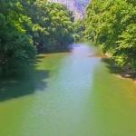 Πηνειός Ποταμός, Θεσσαλία