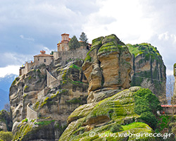 Thessaly: The mythical residence of the gods