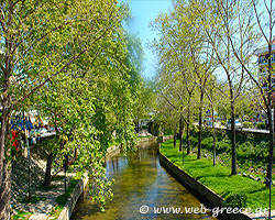 Trikala: Where the wonder of nature coexists with tradition