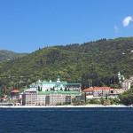 Ιερά Μονή Αγίου Παντελεήμονα - Άγιο Όρος