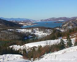 Λίμνη Πλαστήρα: Tο στολίδι της Καρδίτσας…