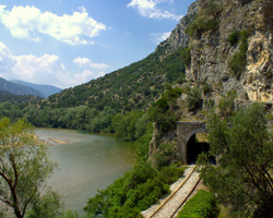 Thrace: Green valleys, picturesque beaches and majestic mountains
