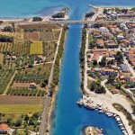 Potidaia Canal, Chalkidiki