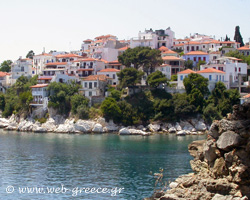 Skiathos: The green island of Sporades
