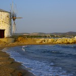 Windmill Kalives Beach, Chalkidiki