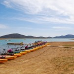 Υδροποδήλατα Λίμνη Πλαστήρα