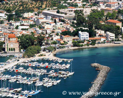 "Aegina: ""The island of peanuts"""
