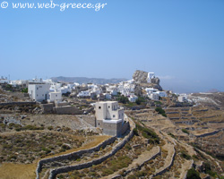 Amorgos: Raw natural beauty