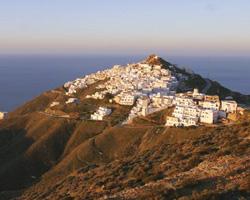 Anafi: The island of the Argonauts