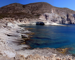Antiparos: Picturesque churches, turquoise waters and sea caves