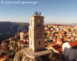 Arachova: An exciting traditional settlement