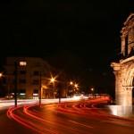 Η Πύλη Αδριανού, Αθήνα