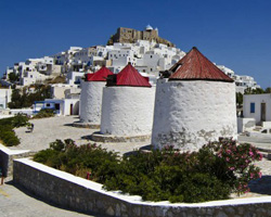 Astypalaia, Dodekanes