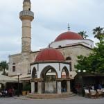 Το τζαμί Defterdar, Κως