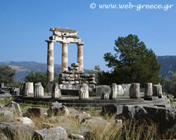 "Delphi: ""The navel of the earth"""