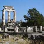 Η Θόλος της Προναίας Αθηνάς, Δελφοί