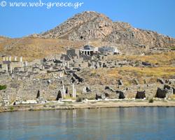 Δήλος: Το ιερό νησί του Απόλλωνα