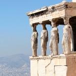 Ερέχθειο Καρυάτιδες, Αθήνα