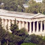 Ο Ναός του Ηφαίστου, Αθήνα