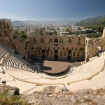 Ωδείο Ηρώδου του Αττικού, Αθήνα