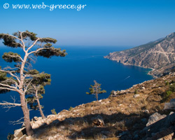 Karpathos: Windmills, colored houses and magnificent views