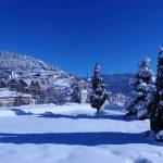 Καρπενήσι, Χιόνια