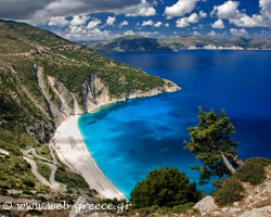 Kefalonia: Picturesque bays, crystal waters and spectacular caves